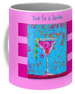 Time For A Jamitini Coffee Mug