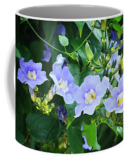Time For Spring - Floral Art By Sharon Cummings Coffee Mug