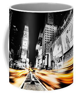 Time Lapse Square Coffee Mug