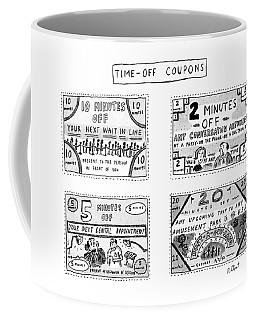 Time-off Coupons Coffee Mug