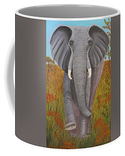 Time To Move Coffee Mug by Tim Townsend
