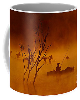Time To Spread My Wings And Fly Coffee Mug by Elizabeth Winter