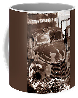 Time Traveler Pennsylvania Ave Wilkes Barre Pa Coffee Mug
