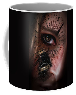 Time Travler  Coffee Mug by Nathan Wright
