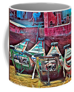 Coffee Mug featuring the photograph Time Worn by Wallaroo Images