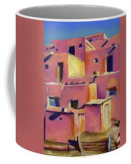 Timeless Adobe Coffee Mug