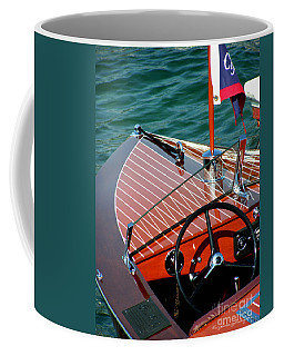 Coffee Mug featuring the photograph Timeless by Margie Amberge