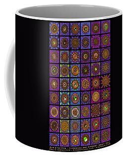 Timepieces One Dingbat Quilt Coffee Mug