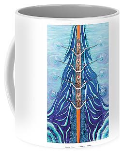 Times 4 By O4rsom. Rowing Sport Of Champions Coffee Mug