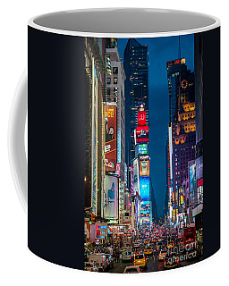 Times Square I Coffee Mug