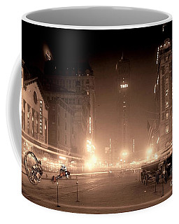 Timesquare 1911 Reloaded Coffee Mug
