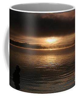 Timothy Lake Mysterious Sunrise 2 Coffee Mug