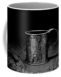 Tin Cup Chalice Coffee Mug by John Stephens