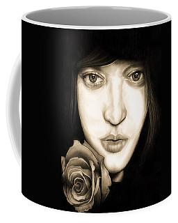 Tina Ayres Coffee Mug by Fred Larucci