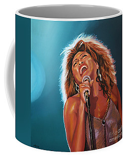 Tina Turner 3 Coffee Mug