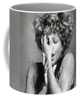 Tina Turner - Emotion Coffee Mug