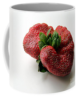 Tina's Strawberry Coffee Mug