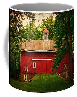 Tinicum Barn In Summer Coffee Mug