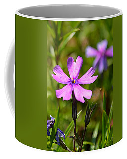 Tiny Purple Flower #1 Coffee Mug