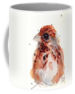 Tiny Sparrow Coffee Mug