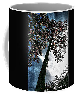 Tippy Top Tree II Art Coffee Mug