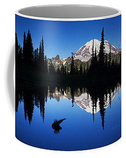 Tipsoo Sunrise Coffee Mug