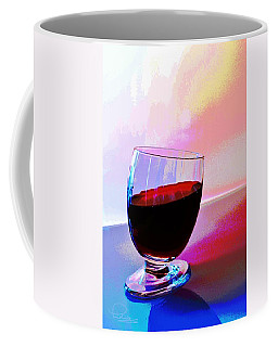 Tipsy Coffee Mug