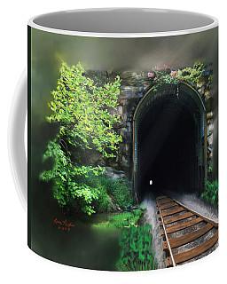 Tiptop Train Tunnel Coffee Mug