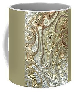 Titanium Flow Coffee Mug