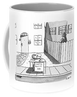 Title: Conspiracy Theories $10 A Boy Is Slumped Coffee Mug