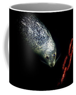 To A Pier  Coffee Mug by Micki Findlay
