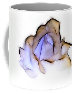 To A Rose Coffee Mug by Lynn Bolt