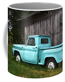 To Be Country - Vintage Vehicle Art Coffee Mug