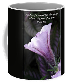 To God Give The Glory Coffee Mug