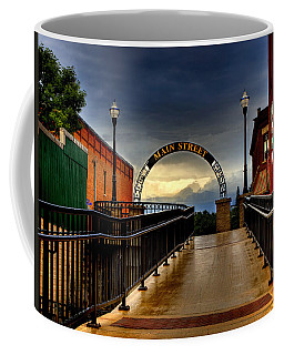 To Main Street Waupaca Coffee Mug