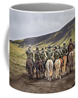 To Ride The Paths Of Legions Unknown Coffee Mug
