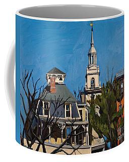 To The Heights Coffee Mug