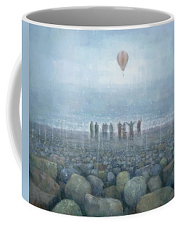 To The Mountains Of The Moon Coffee Mug by Steve Mitchell