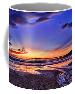 Coffee Mug featuring the photograph To The Sea by Beth Sargent