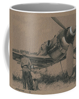 To The Victors Coffee Mug