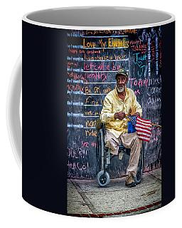 To Those Who Served Coffee Mug by John Haldane
