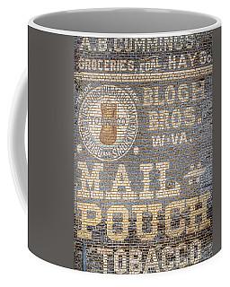 Tobacco Advertisement Coffee Mug