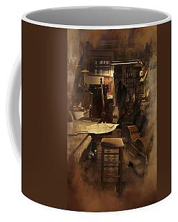 Tobacco Cello Coffee Mug