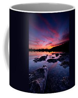 Tobermory Sunset 2 Coffee Mug