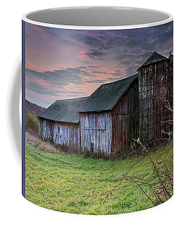 Tobin's Barn Coffee Mug