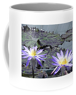 Coffee Mug featuring the photograph Together Is Beauty by Chrisann Ellis
