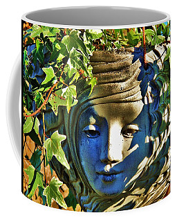 Told In A Garden Coffee Mug