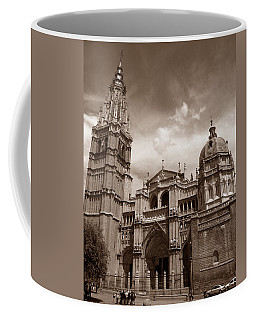 Toledo Cathedral Coffee Mug