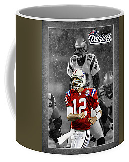 Tom Brady Patriots Coffee Mug