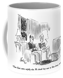Tom Kean Seems Awfully Nice.  We Should Hop Coffee Mug